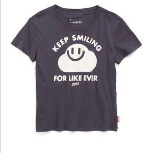 Prefresh Keep Smiling Tee